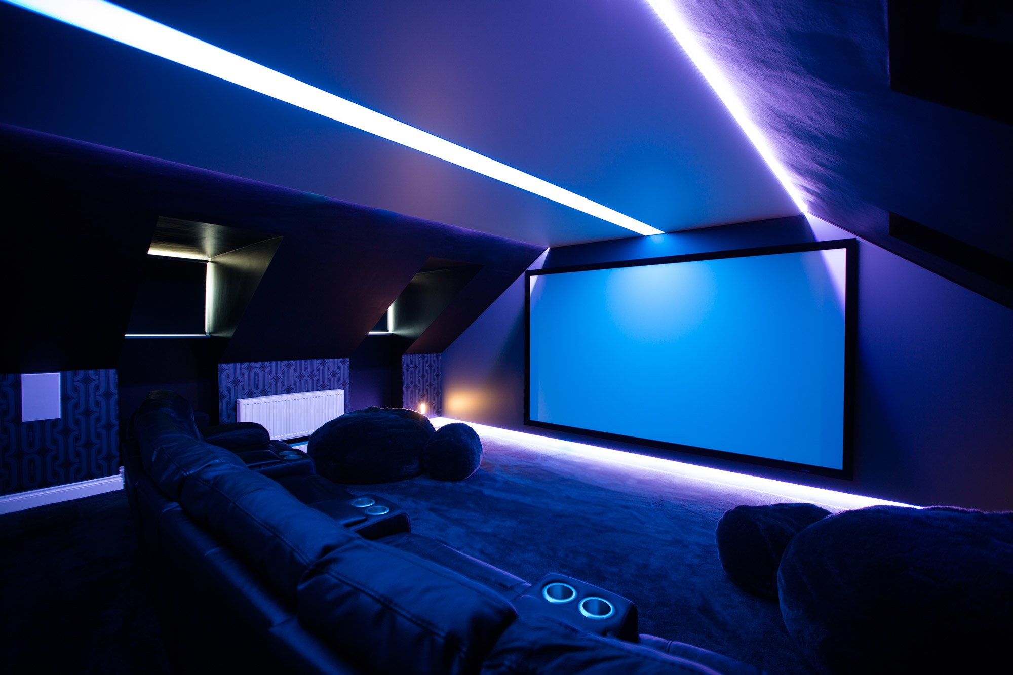 home cinema installation home theatre installers clarke infinity. Black Bedroom Furniture Sets. Home Design Ideas